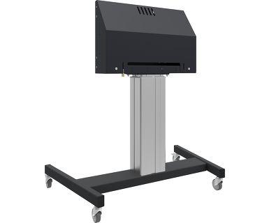 iiyama - podlahový držák na kolečkách pro ploché obrazovky, VESA, 600x400