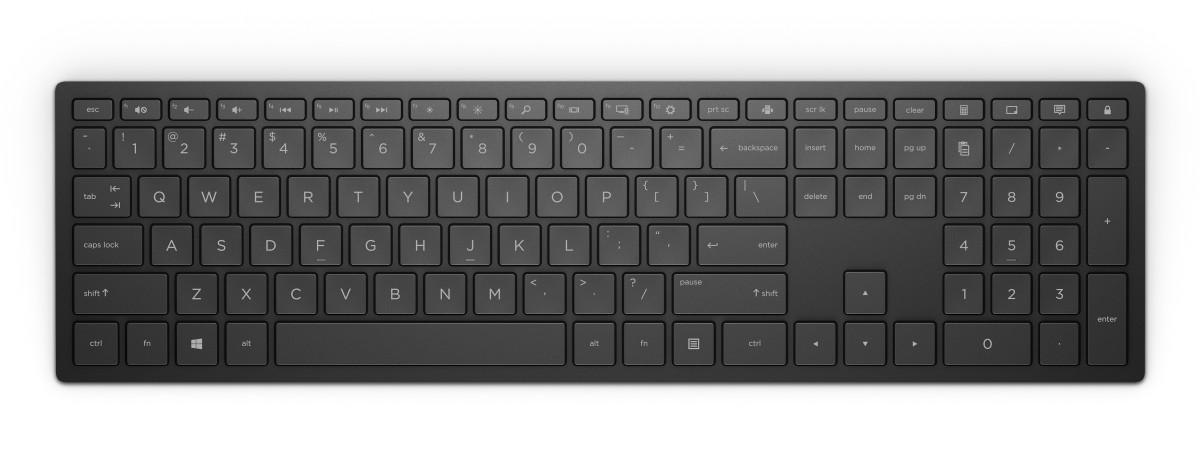 HP Pavilion Wireless Keyboard 600 SK