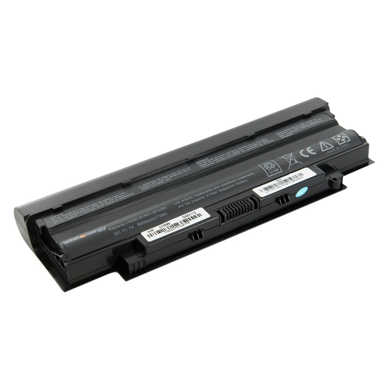 WE baterie EcoLine Dell Inspiron 13R/ 14R 6600mAh
