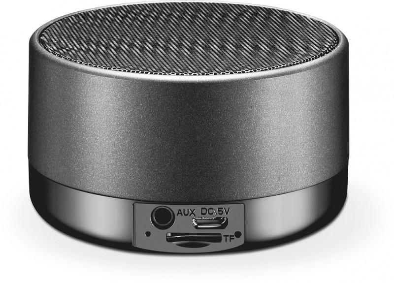ALIGATOR Bluetooth kov. rep. ABS1, mikro SD, černá