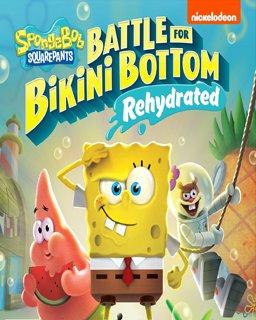 ESD SpongeBob SquarePants Battle for Bikini Bottom