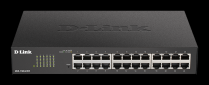 D-Link DGS-1100-24V2 24-port Gigabit Smart switch