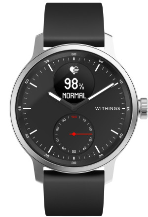 Withings Scanwatch 42mm - Black