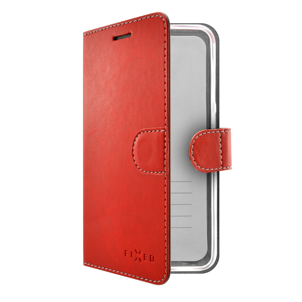 Pouzdro FIXED FIT iPhone 7/ 8/ SE (2020), červené