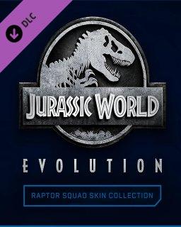 ESD Jurassic World Evolution Raptor Squad Skin Col