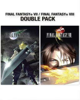 ESD Final Fantasy VII + VIII Double Pack Edition