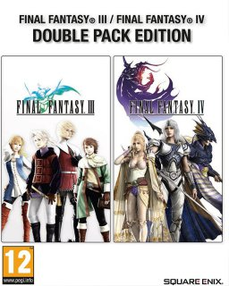 ESD Final Fantasy III + IV Double Pack Edition