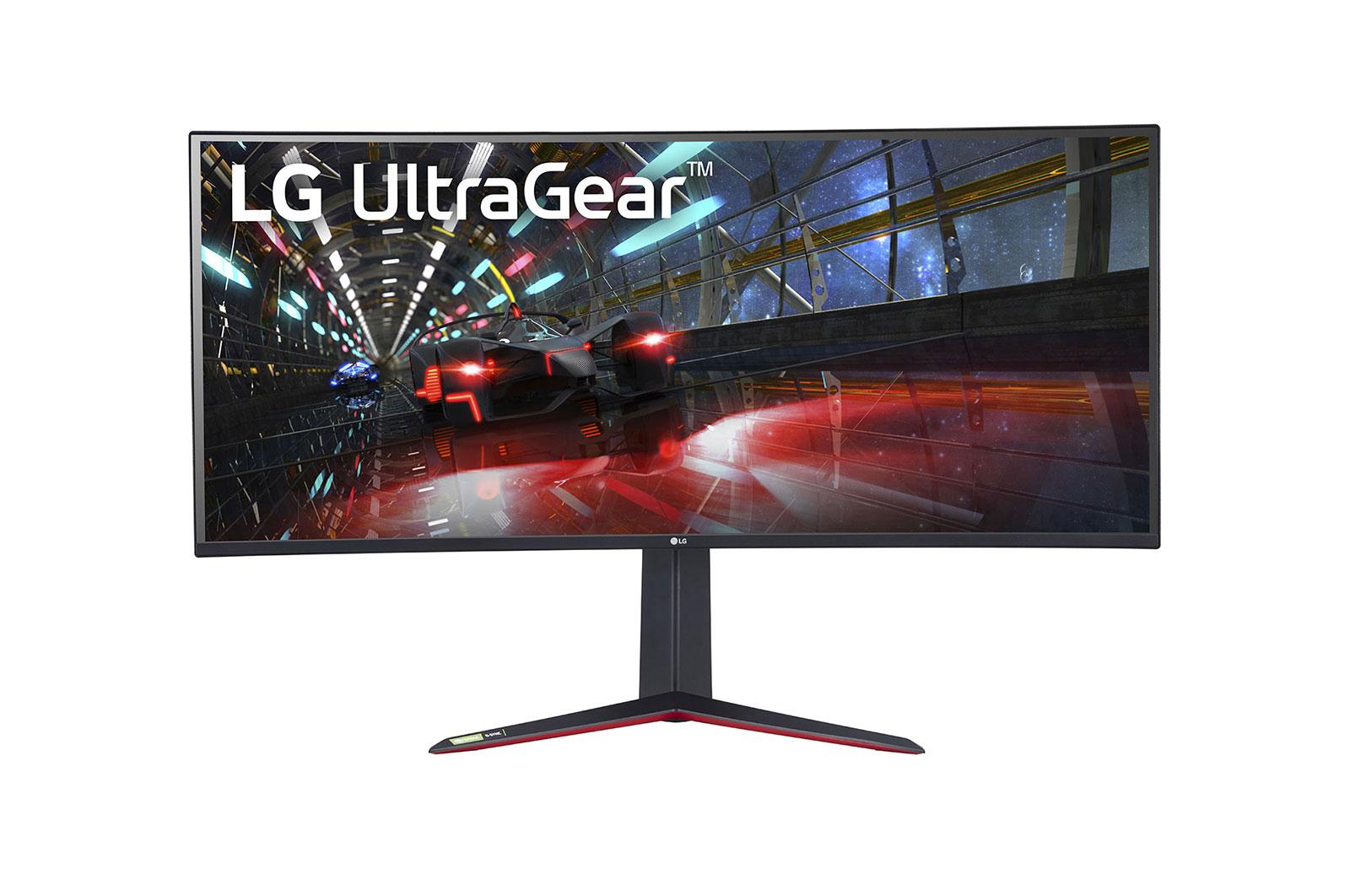 "38"" LG LED 38GN950-WQHD, IPS, NVIDIA G-SYNC, HDMI, DP"