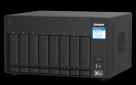 QNAP TS-832PX-4G (1, 7GHz, 4GB RAM, 8x SATA, 2x 2, 5GbE, 2x 10G SFP+, 1x PCIe slot, 3x USB 3.2)