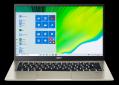 """Acer Swift 1 - 14""""/ N5030/ 4G/ 128SSD NVMe/ IPS FHD/ W10S zlatý"""