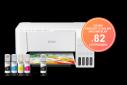 Epson L3156, A4, Wi-Fi , 33ppm, color, bílá