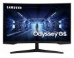 "32"" Samsung Odyssey G5, QHD, Prohnutý, 144Hz"