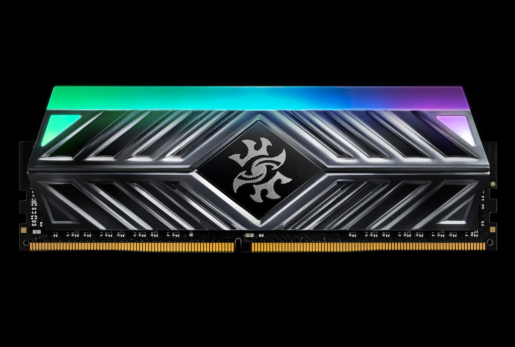 16GB DDR4-3200Hz ADATA D41 RGB CL16, 2x8GB