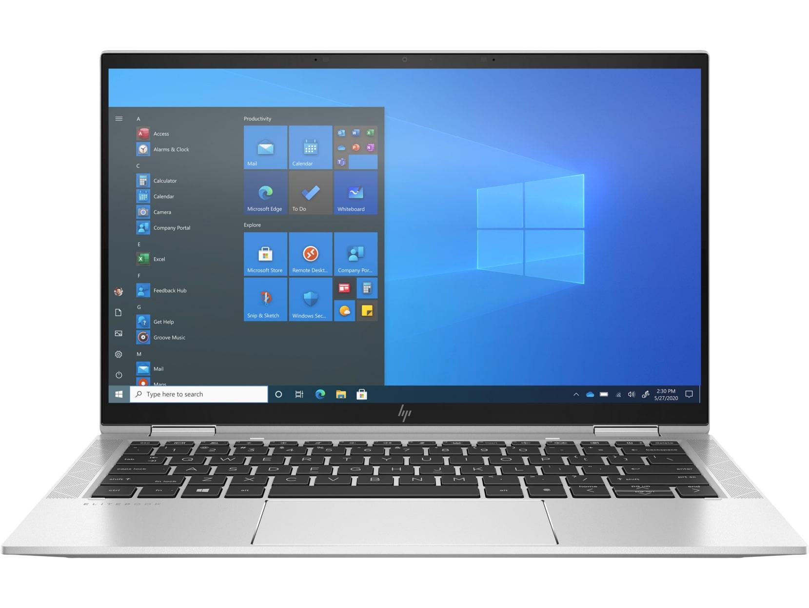 HP EliteBook x360 1030 G8 i7-1165/ 16/ 512/ LTE/ W10P