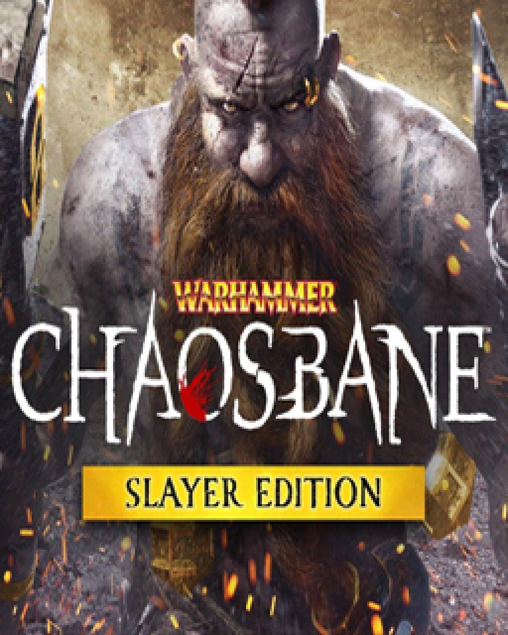 ESD Warhammer Chaosbane Slayer Edition