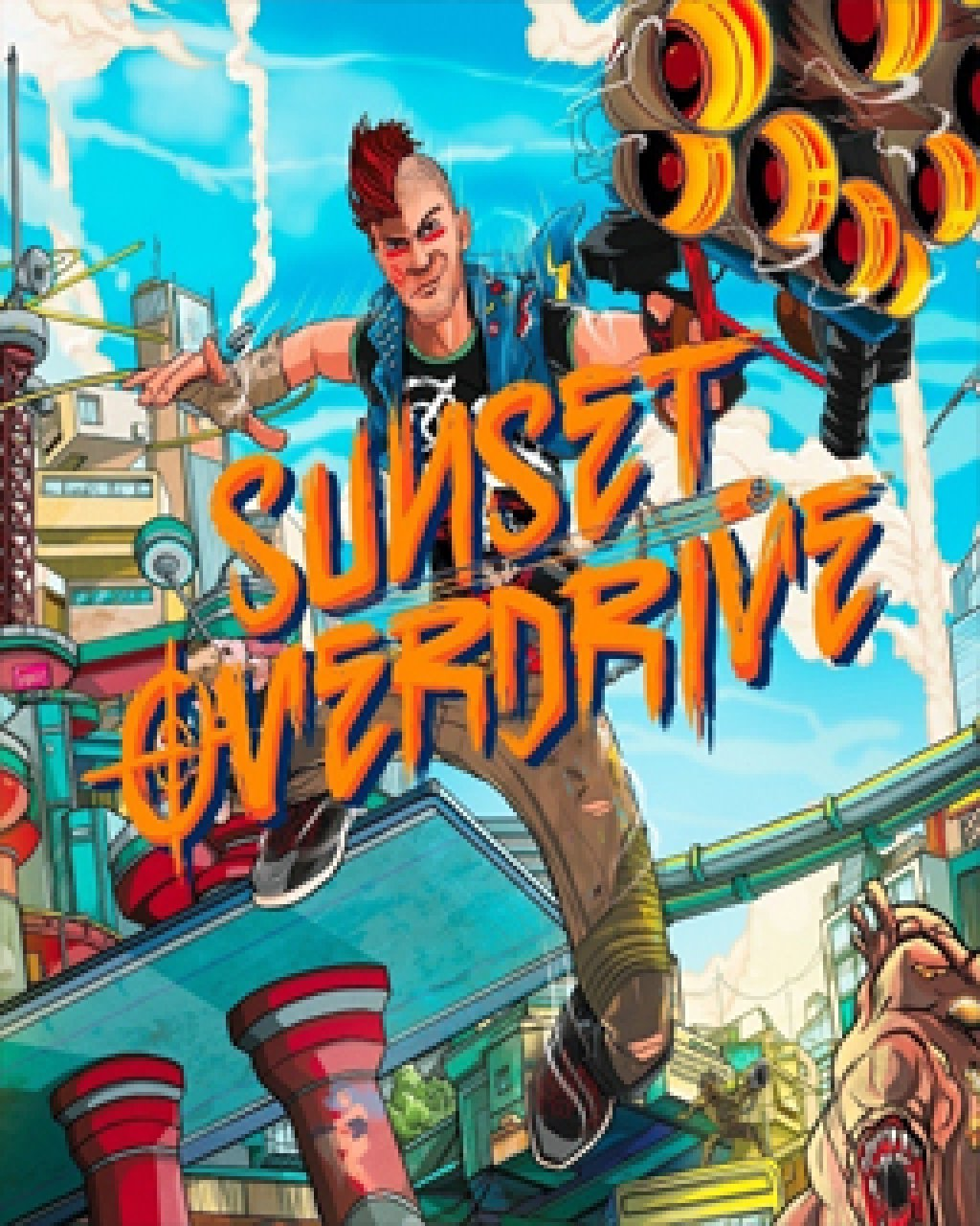 ESD Sunset Overdrive