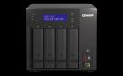 QNAP NVR QVP-41A (2core 3, 1GHz, 8GB RAM, 4xSATA, 2xGbE, 2xM.2 NVMe slot, 2xPCIe, kamery: 8 (max 24)