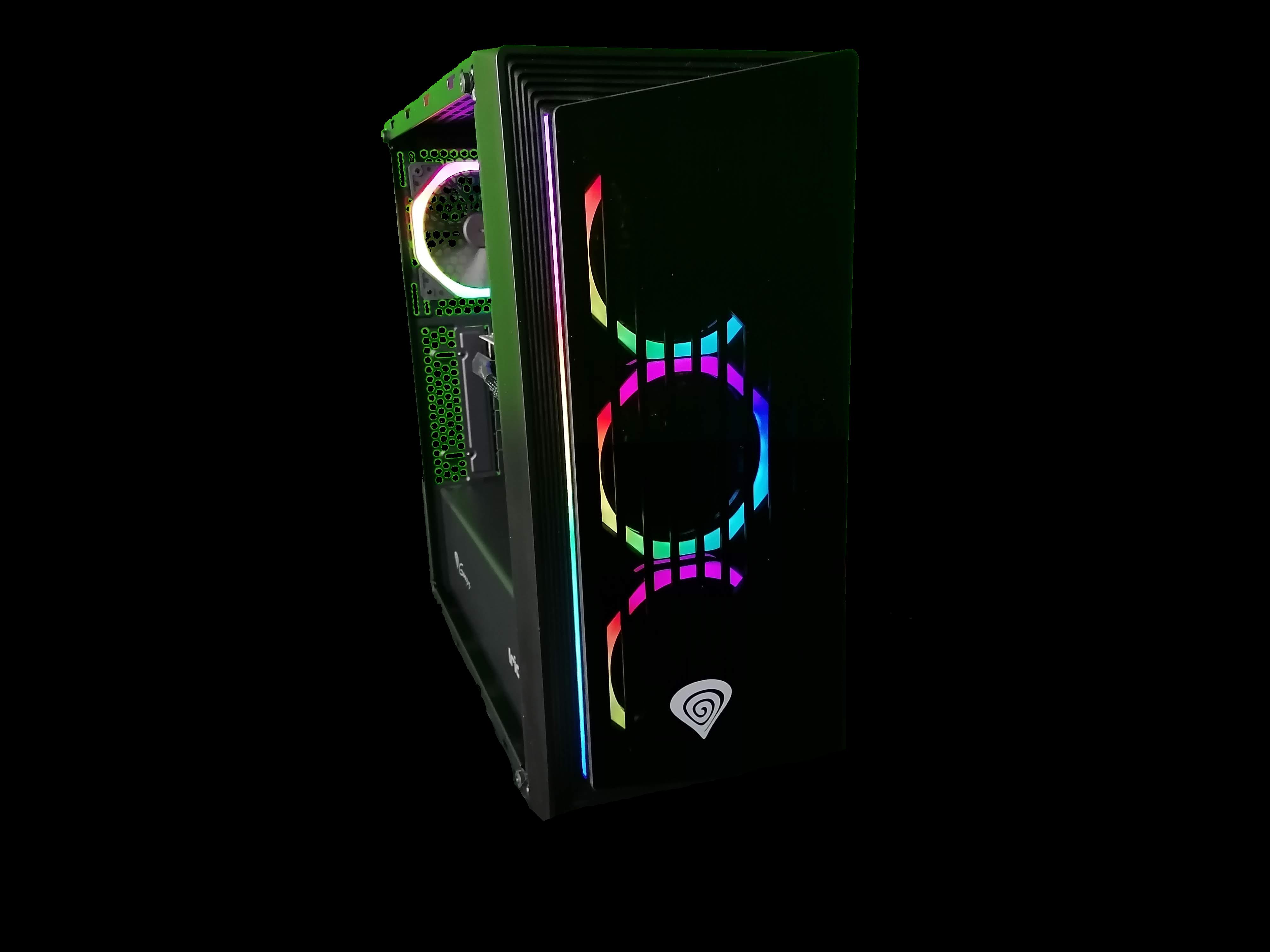 X-DIABLO Gamer R5 2060 RGB (R5 3600/ 16GB/ SSD 1000GB NVME/ RTX2060 6GB/ W10)