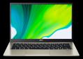 """Acer Swift 1 - 14""""/ N6000/ 8G/ 256SSD NVMe/ IPS FHD/ W10 zlatý"""