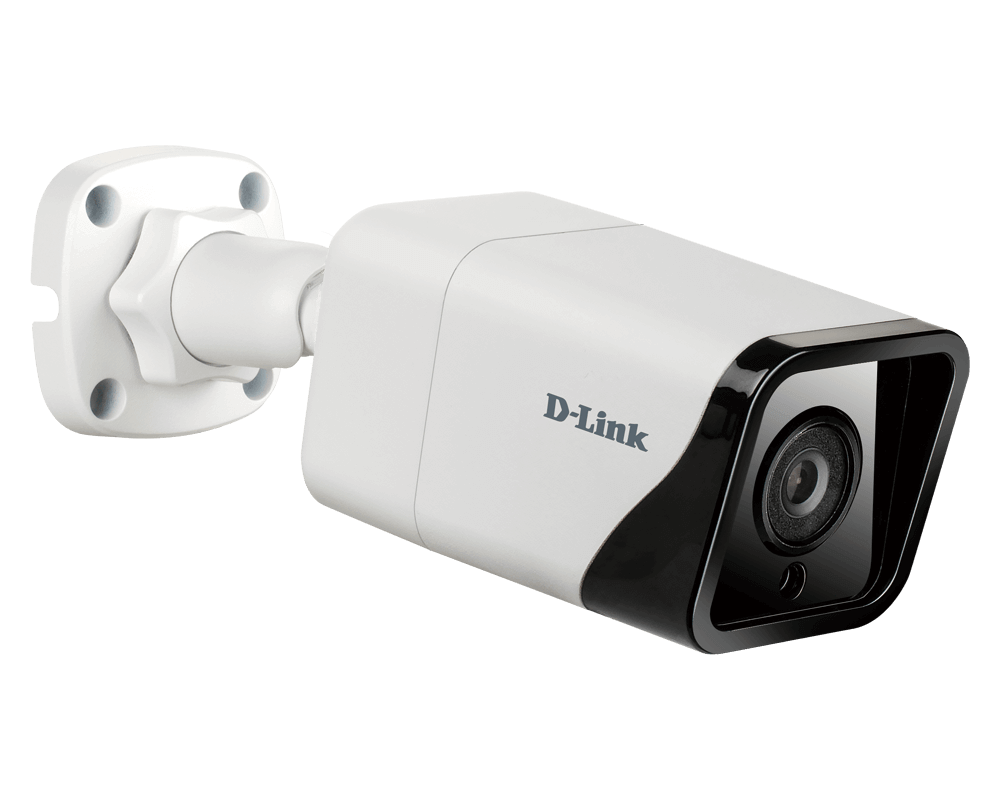 D-Link DCS-4714E 4-Megapixel H.265 Outdoor Bullet Camera