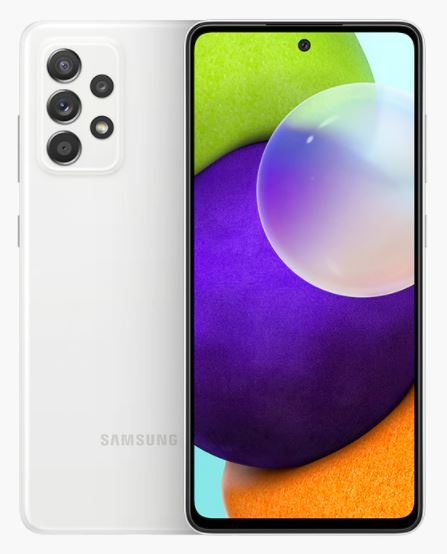 Samsung Galaxy A52 5G SM-A526F White 6+128GB