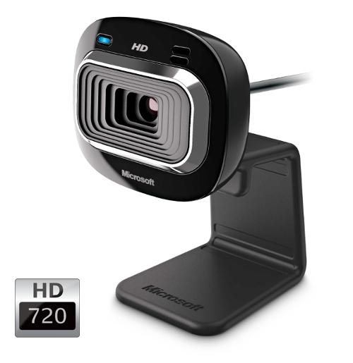 Microsoft webová kamera LifeCam HD-3000 For Business
