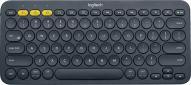Logitech K380 Multi-Device Bluetooth® Keyboard Dark Grey - US INT´L