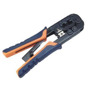 DATACOM Konektorovací nástroj 6P+8P račna - rukojeť OR/ BL
