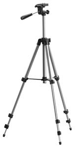 Doerr LITTLE JOE stativ (49-122 cm, 700 g, max.2, 5kg, 3D hlava, stříbrný)