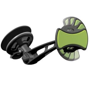 Clingo Car Phone Mount - zelený