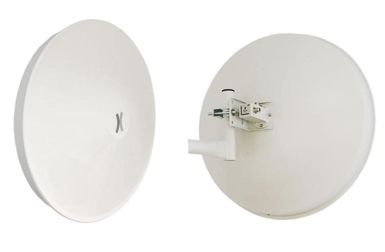 CYBERBAJT DishEter Anténa Duplex 28dBi H/ V, 5, 8GHz