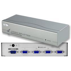 ATEN Video rozbočovač 1 PC - 4 VGA 250MHz