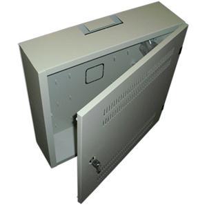 """Datacom 19"""" rozvaděč 4U+2U/ 150mm plech.dveře"""