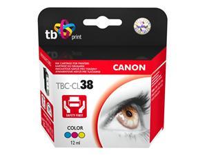 Ink. kazeta TB kompat. s Canon CL-38 R