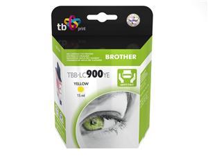 Ink. kazeta TB kompat. s Brother LC900Y 100% N