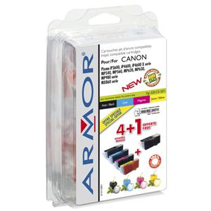 Armor ink-jet pro Canon IP3600 multipack (CLI521)