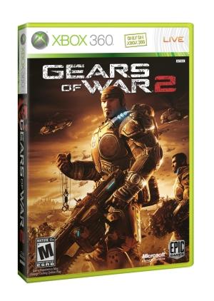 XBOX 360 Gears of War 2 Classics CZ/ HU/ SK PAL DVD