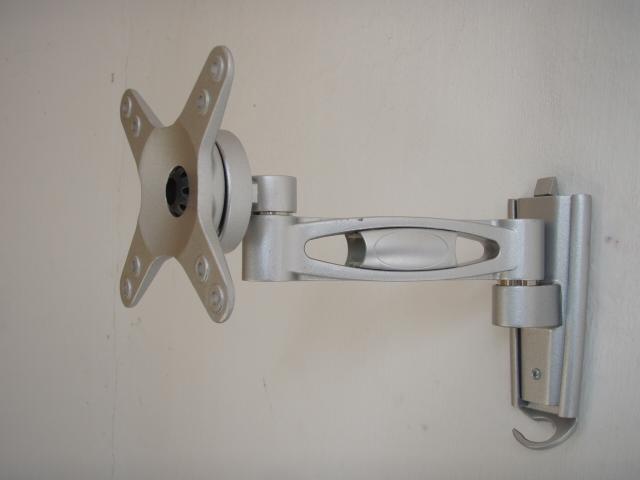 "Držák LCD na zeď - MS2790, 13""-27"", rameno, silver"
