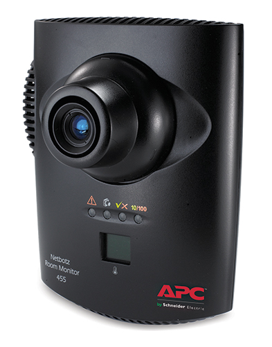 APC NetBotz Room Monitor 455(without PoE Injector)