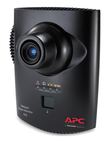 APC NetBotz Room Monitor455 (w.120/ 240V PoE Injec)