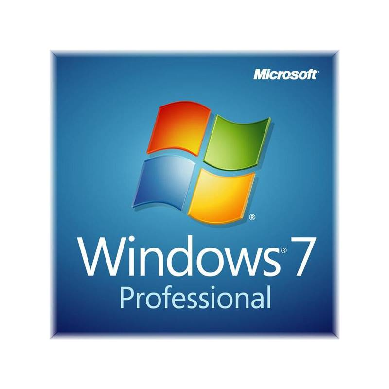 MS Win Pro 7 SP1 32-bit/ x64 SK GGK legaliz.verze