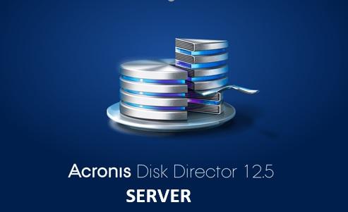 Acronis Disk Director 12.5  Server – Renewal AAS ESD