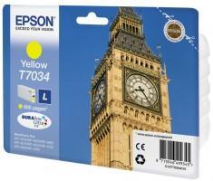 WP4000/ 4500 Series Ink Cartridge L Yellow 0.8k