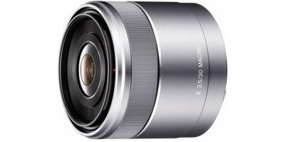 Sony objektiv SEL-30M35, 30mm, F3, 5, MAKRO, NEX