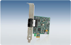 Allied Telesis 10/ 100 FO PCIe AT-2711FX/ SC