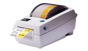 ZEBRA printer TLP2824 Plus USB, Serial, Dispenser