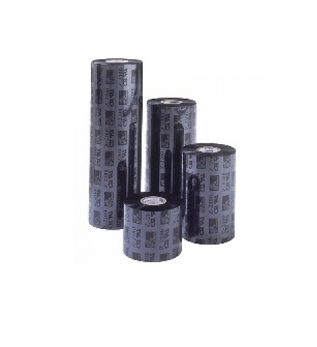 Zebra páska 3400 wax/ resin. šířka 220mm. délka 450