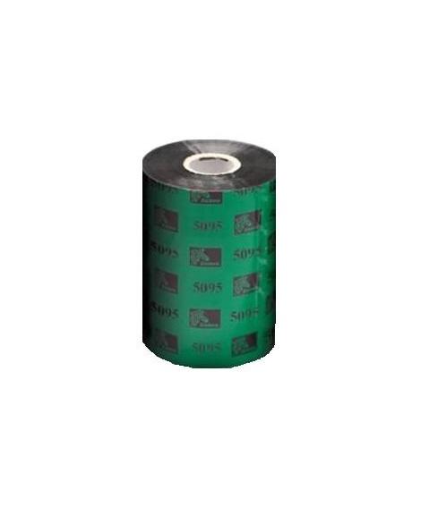 Zebra páska 5095 resin. šířka 83mm. délka 450m