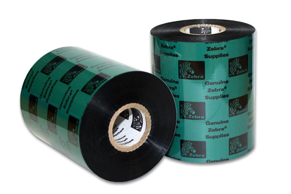 Zebra páska 5095 resin. šířka 154mm. délka 450m