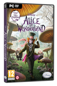 DMK slim: Alice in Wonderland